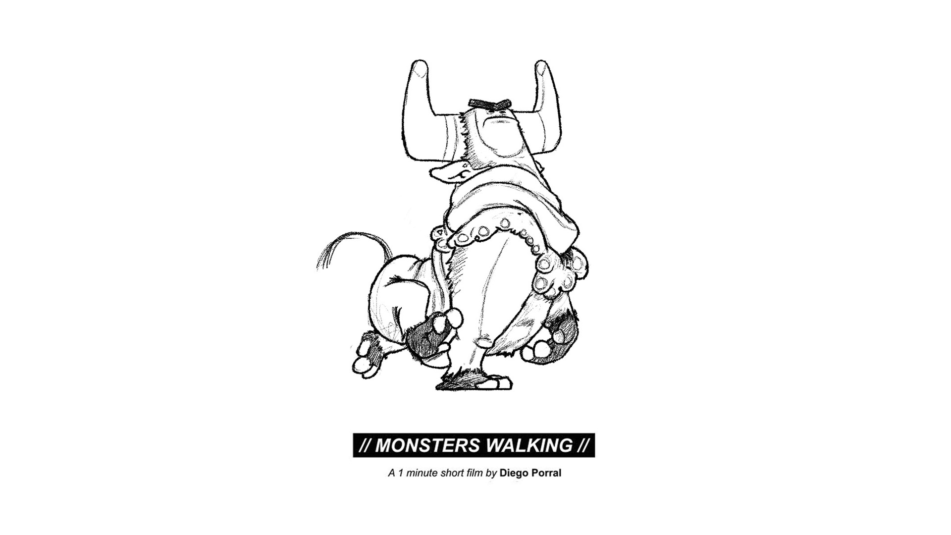 Monsters Walking