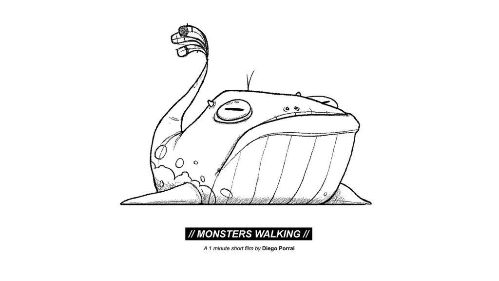 Monsters Walking