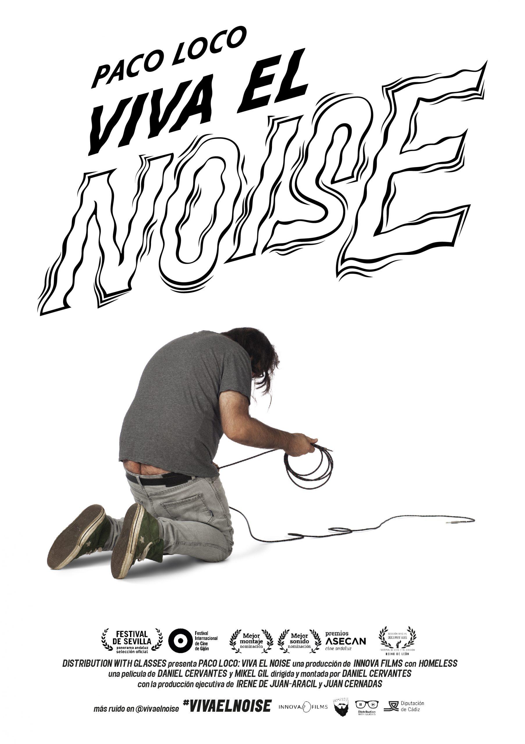 Paco Loco viva el noise