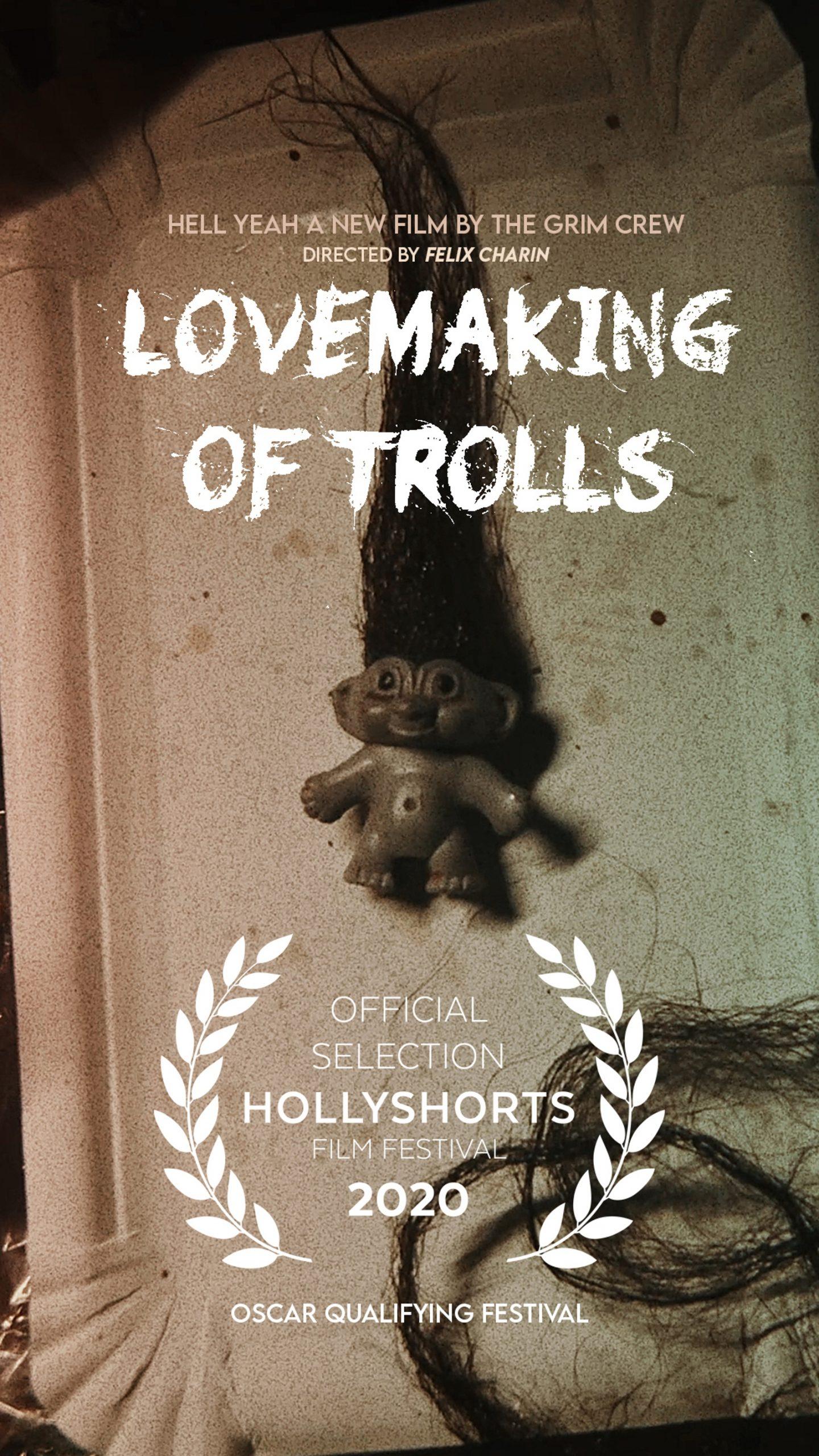 Lovemaking of Trolls