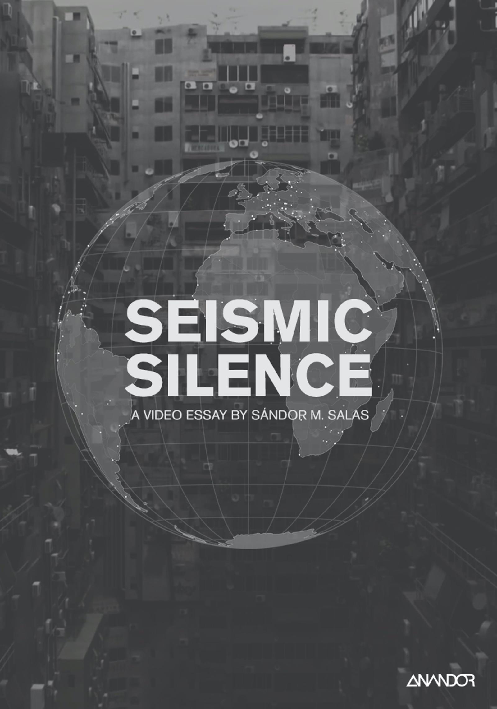 Silencio sísmico