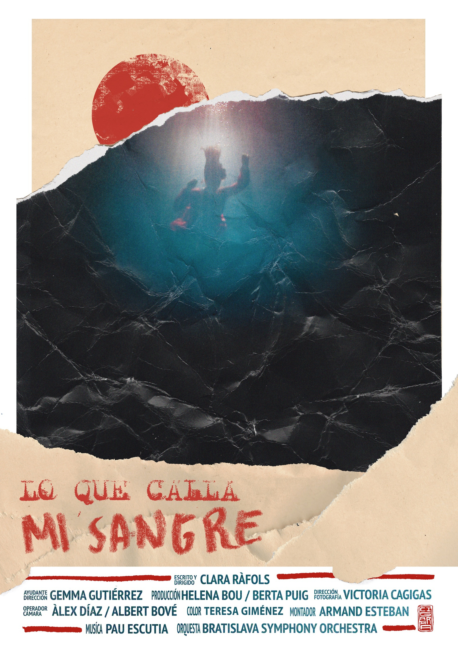 Lo que calla mi sangre (What my blood doesn't say)