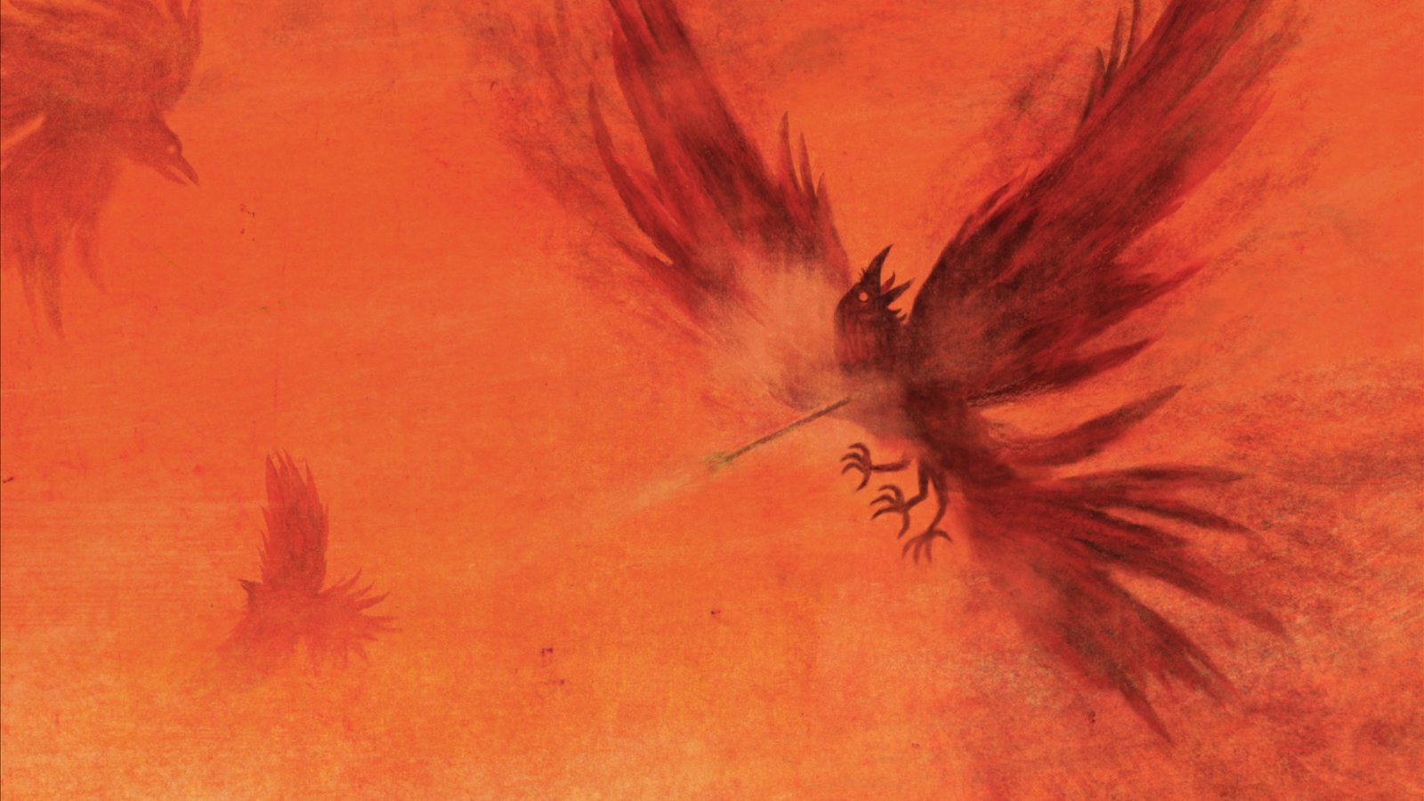 Alas de tiniebla (Wings of Darkness)