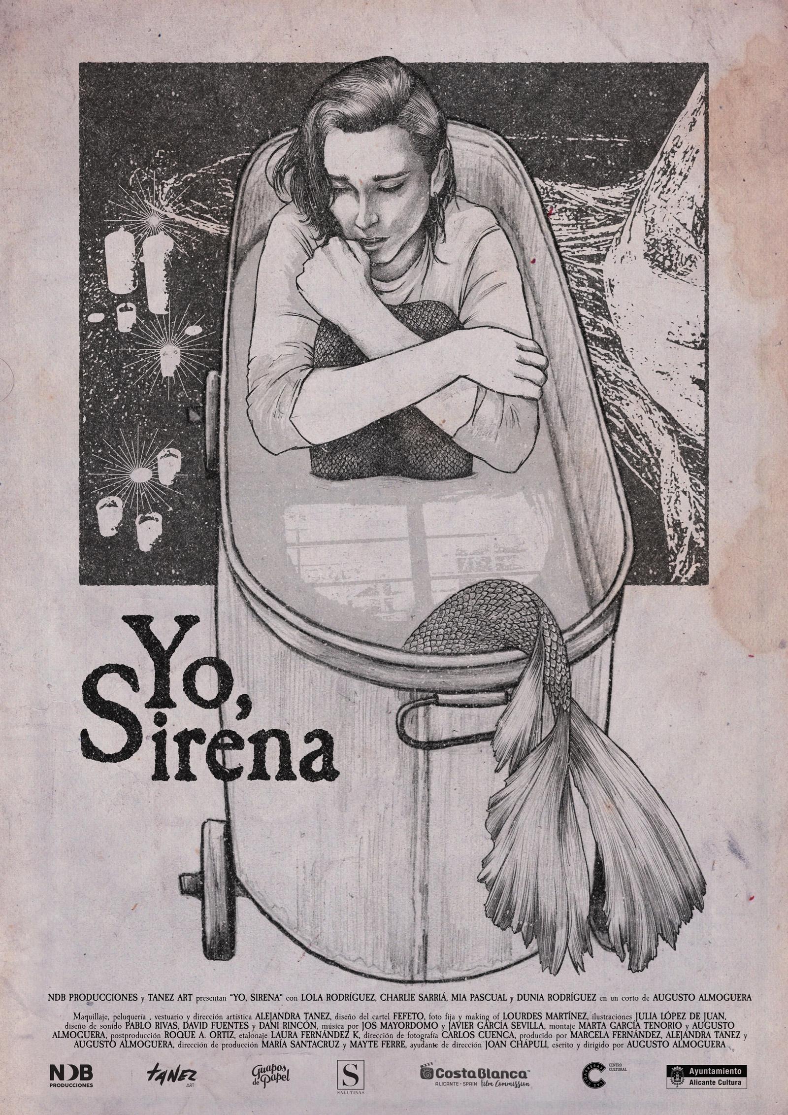 Yo, sirena (I, mermaid)